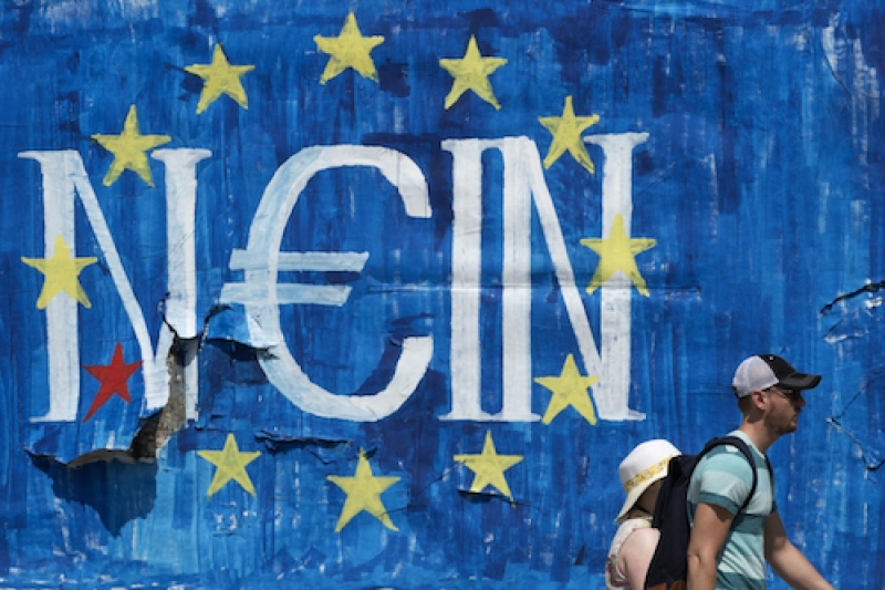 J. Roos: Greek referendum: euro crisis explodes into dramatic climax