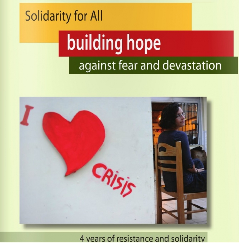 Christos Giovannopoulos: Solidarity for All (S4A) - solidarity is peoples' power