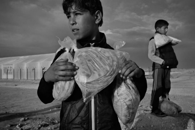 Syrian Refugees. Photo: James Nachtwey/Τime