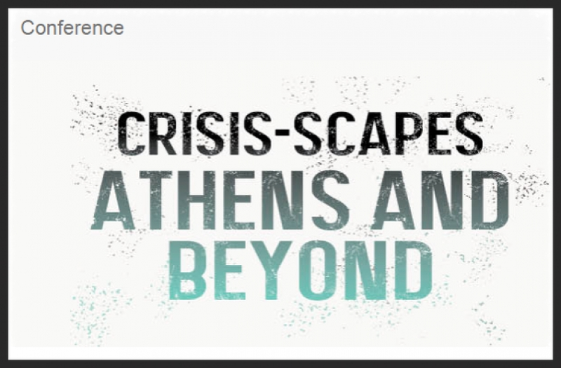 Crisis-Scape: Athens and Beyond