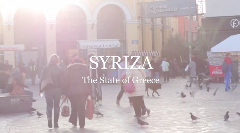 SYRIZA - The State of Greece