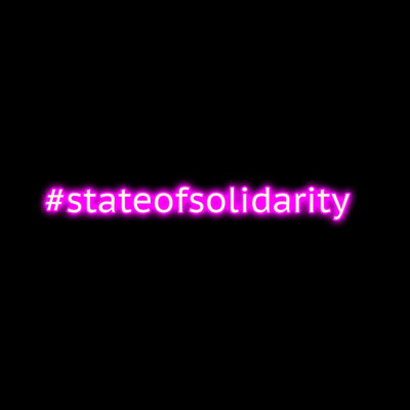 #STATE OF SOLIDARITY